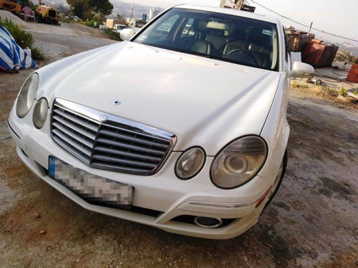Mercedes-Benz in Batroun - Mercedes-Benz E350 2007