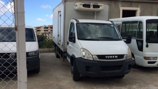 Vans, Trucks & Plant in Ain Mreisseh - Iveco 7 Tons refrigerator 2014 like new