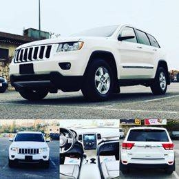 Jeep in Beirut City - cherokee 2013
