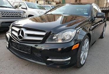 Mercedes-Benz in Beirut City - Mercedes-Benz 2012 C250 Coupe