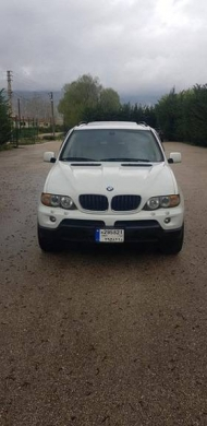 BMW in Beirut City - Bmw x5 model 2006 v6 3.0L