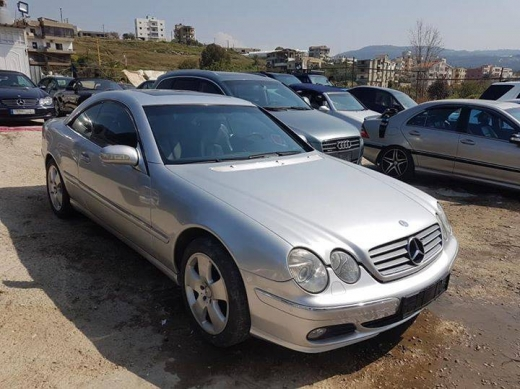 Mercedes-Benz in Beirut City - Mercedes Benz CL500 2004