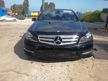 Mercedes-Benz in Beirut City - Mercedes-Benz C250 2012