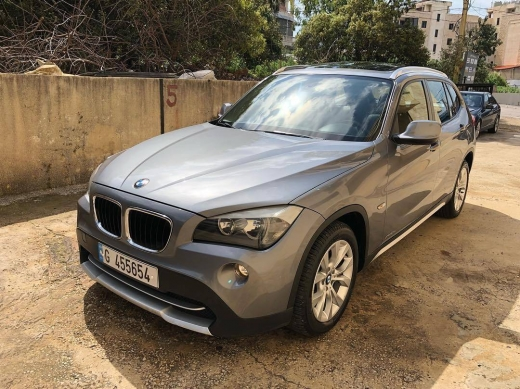 BMW in Antilias - BMW X1 2.5L X-Drive Model 2012