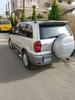 Toyota in Nabatyeh - RAV 4 TOYOTA