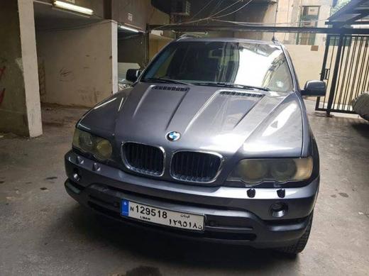 BMW in Beirut City - Bmw X5 2002