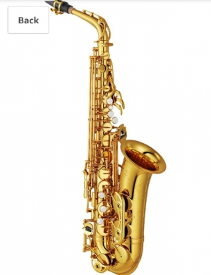 Musical Instruments & DJ Equipment in Achrafieh - Yamaha-YAS 62S.  Saxophone NEW For Sale