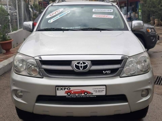 Toyota in Beirut City - Toyota Fortuner V6