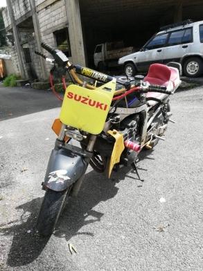 Suzuki in Aramoun - Suzuki 750 89 enkad full zweyed