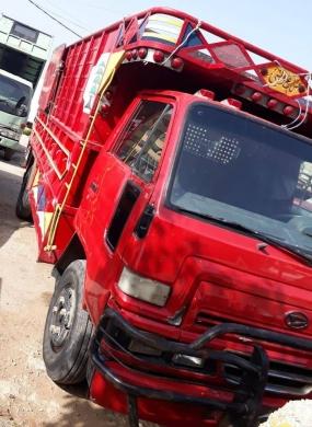 Daihatsu in Beirut City - بيك أب دايهاتسو شسي طويل بحاله ممتازه بعدو شركه