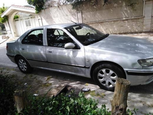 Peugeot in Ain Tini - بيجو ٤٠٦ انقاض اتوماتيك مفولي اربع سيلندر انقاض مفولي دوليب مكانيك