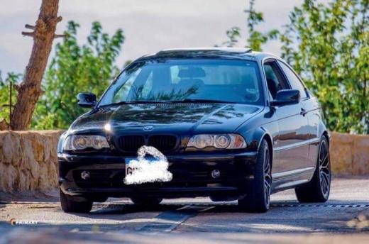 BMW in Rachaya - For sale bmw 325 model 2001