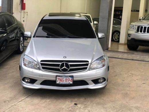 Mercedes-Benz in Jeb Jenine - For sale Mercedes-Benz C300 2010