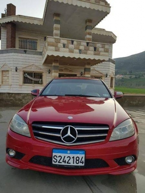 Mercedes-Benz in Tripoli - for sale Mercedes-Benz c300 2008 look Amg