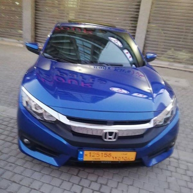 Honda in A'aba - honda civic EX model 2016