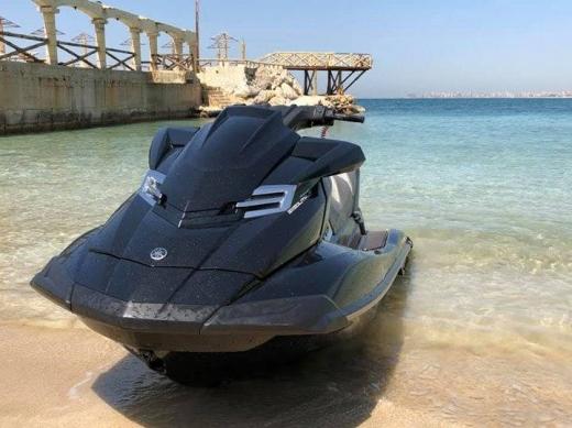 Boats, Kayaks & Jet Skis in Tripoli - Yamaha Jetski FX Cruiser 1800 CC 2015