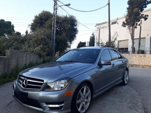Mercedes-Benz in Jbeil - 2014 Mercedes C 250