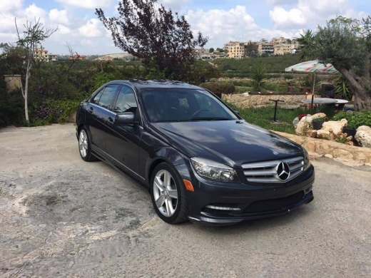 Mercedes-Benz in Beirut City - مرسيدس C300 for sale