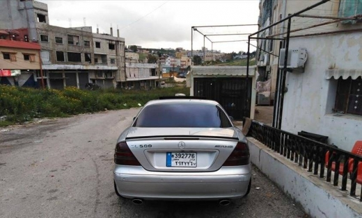 Mercedes-Benz in Beirut City - Cl 500 mercedes for sale