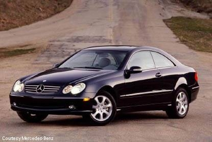 Mercedes-Benz in Beirut City - for sale MARCEDES - BENZ 2003 CLK 320