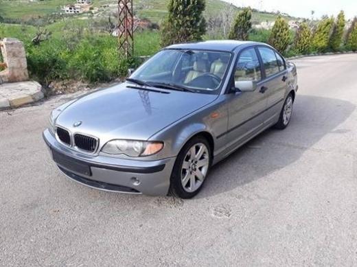 BMW in Beirut City - 2004 bmw 318i