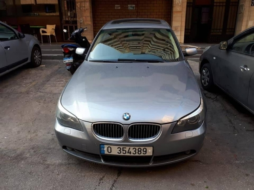 BMW in Tayouneh - BMW 523 2007