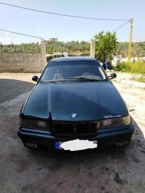 BMW in Akkar el-Atika - bmw boy model 92
