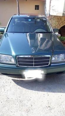 Mercedes-Benz in Tripoli - Mercedes-Benz C180 موديل 95
