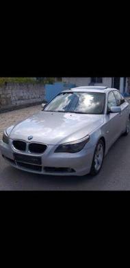 BMW in Chekka - BMW 525 i 2007