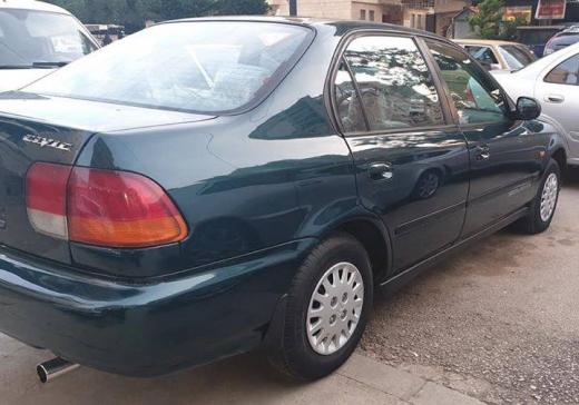 Honda in Ras-Meska - honda civic modele 1999