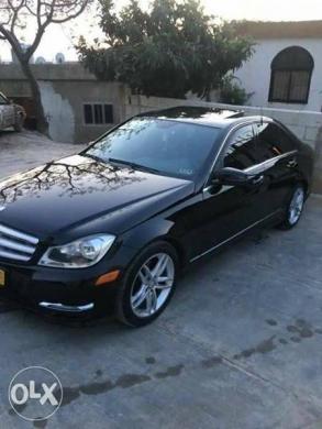 Mercedes-Benz in Akkar el-Atika - mercedes c250 2012