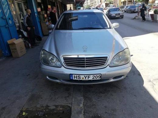 Mercedes-Benz in Tripoli - Mercedes-Benz s500 2000