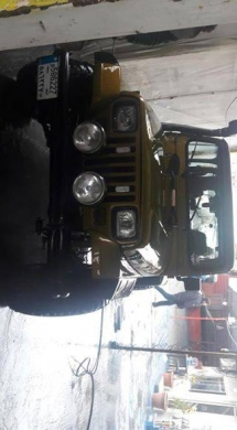 Jeep in el-Khalleh - Jeep rengler modil 90