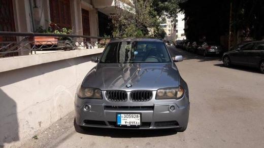 BMW in Tripoli - Bmw x3 modil 2004