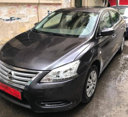 Car Hire in Beirut City - Nissan sentra 2014 for hire