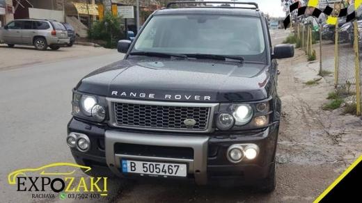 Land Rover in Rachaya el-Foukhar - range rover hse mod 2006 meshi 80alf original super ndif phone