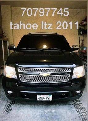Chevrolet in Majd el-Anjar - Chevrolet tahoe 2011
