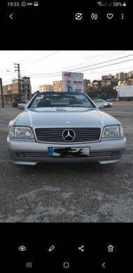 Mercedes-Benz in Batroun - Mercedes Benz sl 320 mod 94