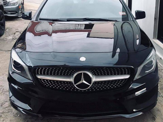 Mercedes-Benz in A'aba - Mercedes benz cla 250 4matic mod 2015