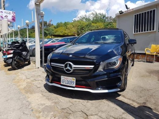 Mercedes-Benz in Mkalles - Mercedes Benz CLA 45 Amg special Edition 2015 full options F/O ajnabieh super clean