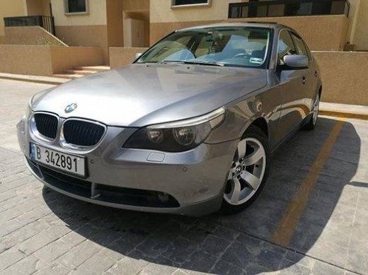 BMW in Zgharta - بي ام 520
