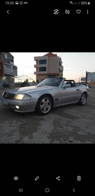 Mercedes-Benz in Batroun - Mercedes Benz sl 320 94 European for sale