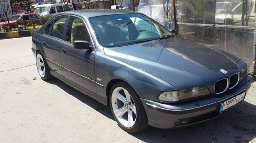 BMW in Tripoli - BMW 2000 520