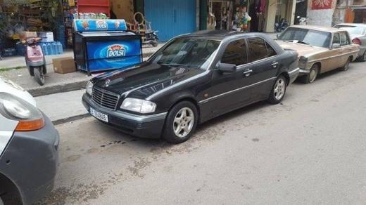 Mercedes-Benz in Zahrieh - سي ١٨٠ م.٩٤ موجودة بطرابلس زاهرية