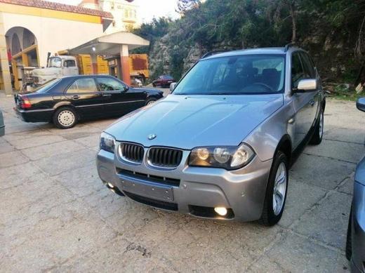 BMW in Tripoli - BMW 2006 x3