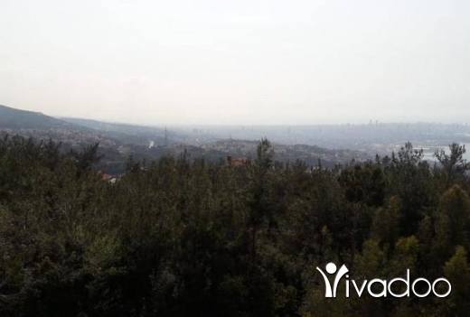 Land in Rabweh - 1289 Sqm land for sale in Rabweh with sea and mountain view