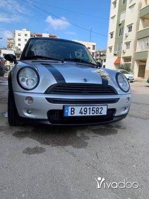 Mini in Tripoli - Mini cooper 2003