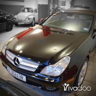 Mercedes-Benz in Nakhleh - MERCEDES-BENZ CLS 500 2006