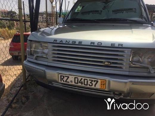 Land Rover in Nakhleh - Land rover Model 1996