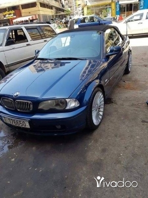 BMW in Tripoli - BMW 330 Moudel 2003